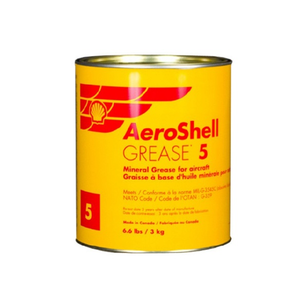 AeroShell GREASE 5 Масла и смазки [tag]
