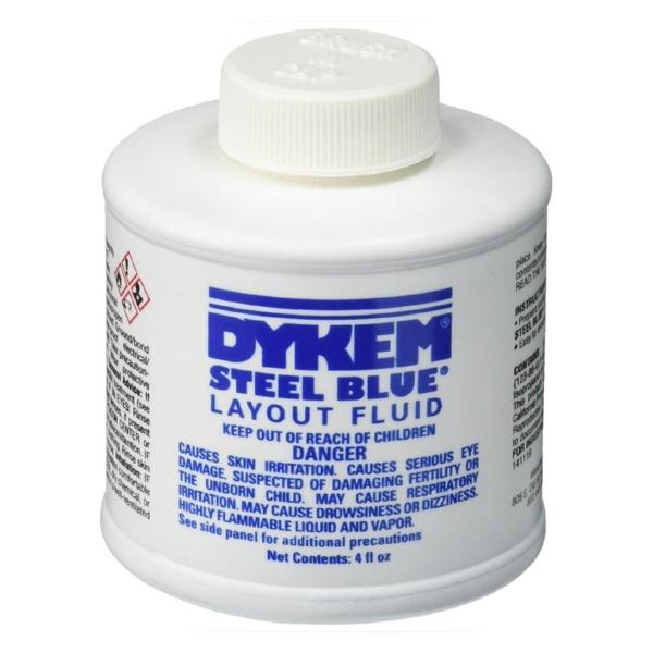 Dykem steel blue