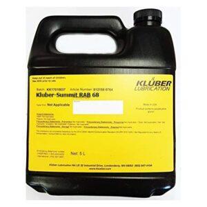 Kluber-Summit RAB 68 Компрессорные масла Компрессорные масла