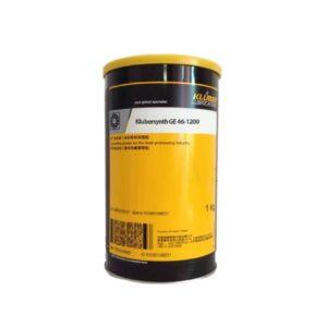 Klubersynth GE 46-1200 Масла и смазки синтетическая долговременная жидкая трансмиссионная смазка