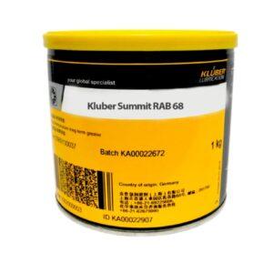 Kluber Summit RAB 68 Масла и смазки смазка для холодильных компрессоров