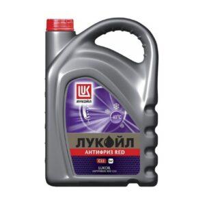 ЛУКОЙЛ АНТИФРИЗ G12 Red Масла и смазки _ низкозамерзающая жидкость