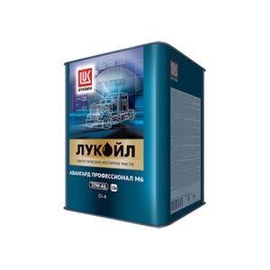 LUKOIL AVANTGARDE PROFESSIONAL M6 10W-40 Масла и смазки _ синтетическое моторное масло