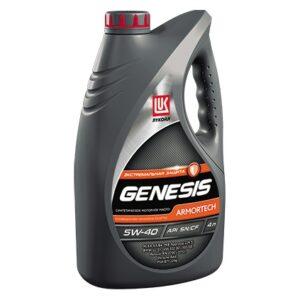 LUKOIL GENESIS ARMORTECH 5W-40 Масла и смазки _ синтетическое моторное масло