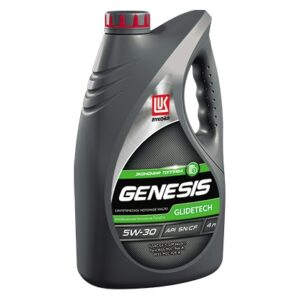 LUKOIL GENESIS GLIDETECH 5W-30 Масла и смазки _ синтетическое моторное масло