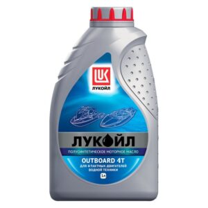 LUKOIL OUTBOARD 4T SAE 10W-40 Масла и смазки масло для четырехтактных двигателей