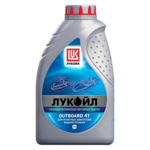 LUKOIL OUTBOARD 4T 10W-30 Масла и смазки масло для четырехтактных двигателей
