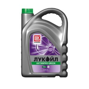 LUKOIL ANTIFREEZE G11 Green Масла и смазки [tag]