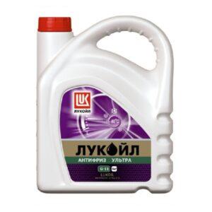 LUKOIL ANTIFREEZE ULTRA G11 Масла и смазки _ низкозамерзающая жидкость