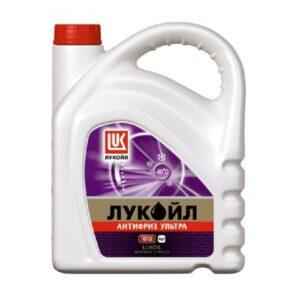 ЛУКОЙЛ АНТИФРИЗ УЛЬТРА G12 Масла и смазки _ низкозамерзающая жидкость