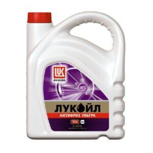 LUKOIL ANTIFREEZE ULTRA G12 Масла и смазки _ низкозамерзающая жидкость
