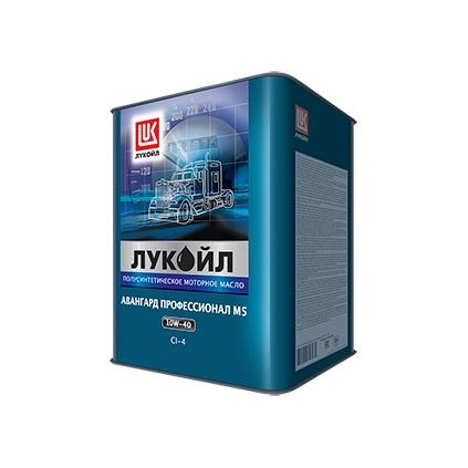 LUKOIL VANGUARD PROFESSIONAL M5 10W-40