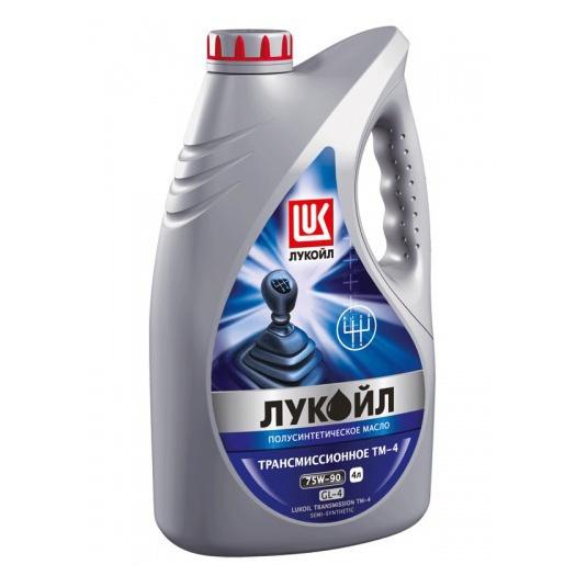 ЛУКОЙЛ ТМ-4 SAE 75W/90 API GL-4