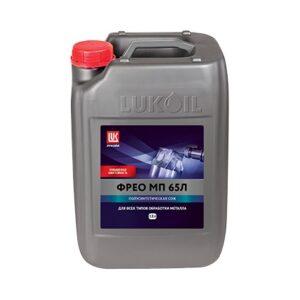 SOZH LUKOIL FREO MP 65L Смазочно-охлаждающие жидкости (СОЖ) Смазочно-охлаждающие жидкости (СОЖ)