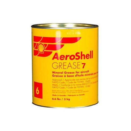 Aeroshell Grease 7 Авиационные смазки [tag]