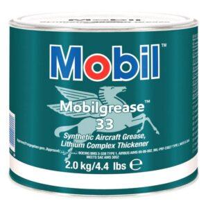 Авиационная смазка Mobilgrease 33 Авиационные смазки [tag]