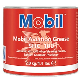 Mobil Aviation Grease SHC 100 Авиационные смазки Авиационные смазки