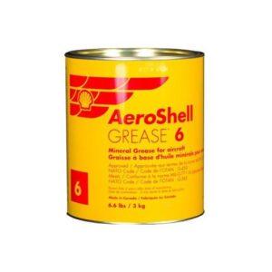 Смазка Aeroshell Grease 6 Авиационные смазки [tag]