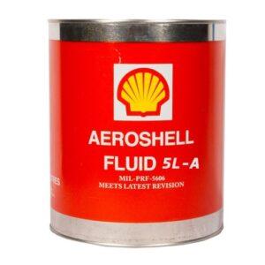 Редукторное масло Aeroshell Fluid 5L-A Авиационные масла [tag]