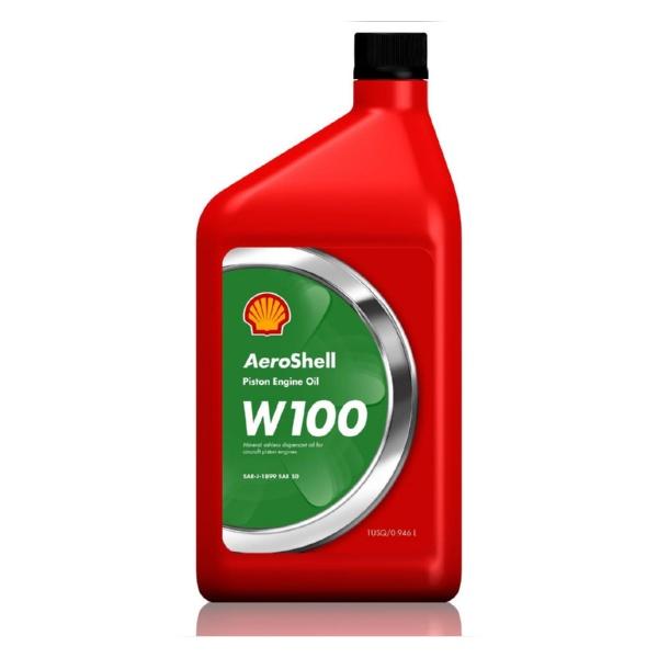 Aeroshell W 100 Авиационные масла [tag]