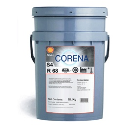 Компрессорное масло Shell Corena 68