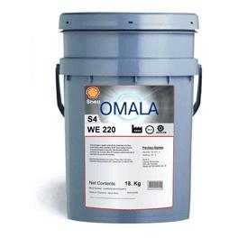 Shell Omala S4 WE 220 редукторное масло (20л.)