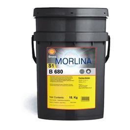 Shell Morlina S1 B 680 циркуляционное масло