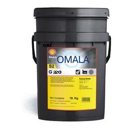 Shell Omala S2 G 320 (20л.)