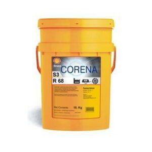 Компрессорное масло Shell Corena S3 R 68 (20л.) Компрессорные масла Компрессорные масла