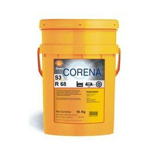 Компрессорное масло Shell Corena S3 R 68 (20л.)