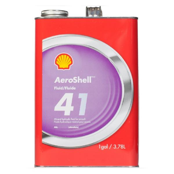 AeroShell Fluid 41 Авиационные масла [tag]