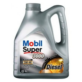 Mobil  SUP 3000х1 DIESEL 5W40 Масла и смазки [tag]