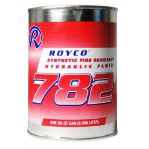 Гидравлическая жидкость Royco 782 Масла и смазки гидравлическая жидкость