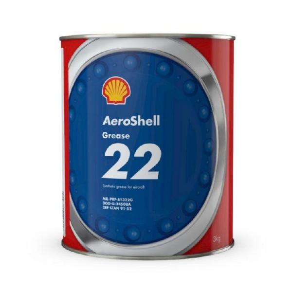 Aeroshell Grease 22 Авиационные смазки [tag]