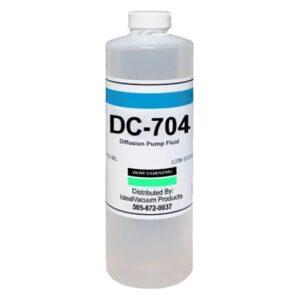 Масло DC-704 Вакуумные масла Масло для диффузионного насоса