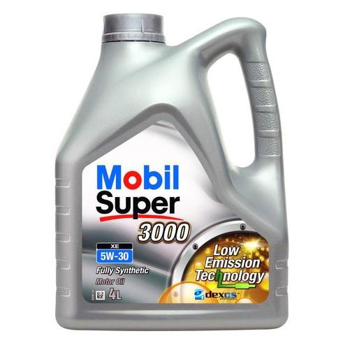 Mobil  SUP 3000 XE 5W30