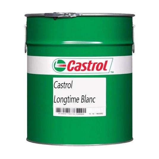 Castrol Longtime Blanc