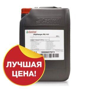 Castrol Alphasyn PG 460 Трансмиссионные масла масло на основе полиалкинглиголей