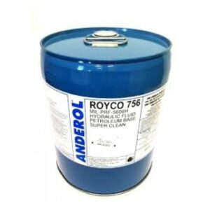 Гидравлическая жидкость Royco 756 Масла и смазки гидравлическая жидкость