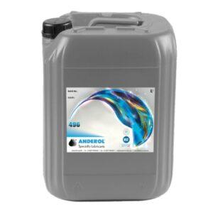 Anderol 496 Компрессорные масла _ масло компрессорное