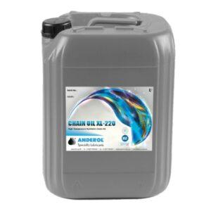 Anderol CHAIN OIL XL 220 Индустриальные масла ищут Anderol CHAIN OIL XL 220
