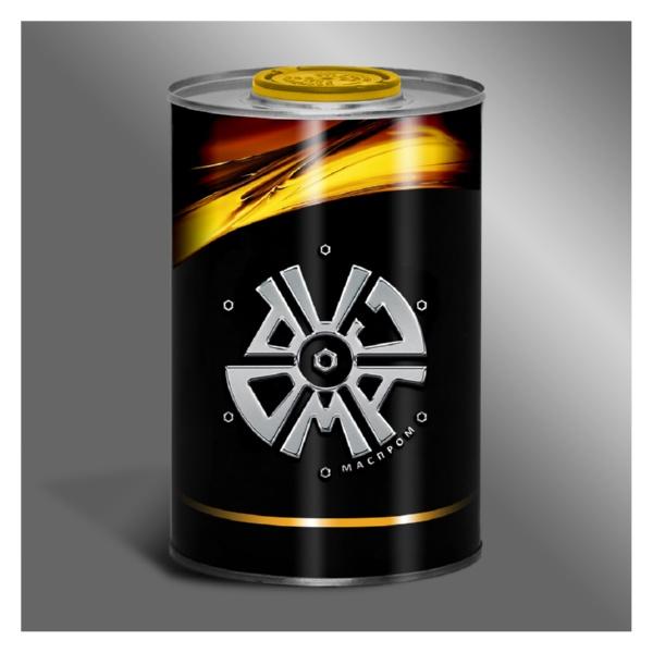 Вакуумное масло ВМ-6 (5л.)