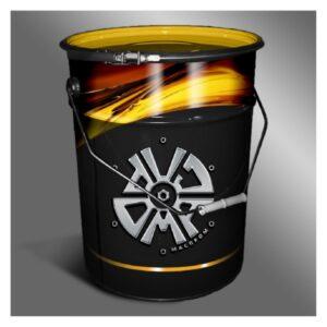Смазка Бензиноупорная (ГОСТ 7171-78) (17,5кг.) Резьбовые, бензиноупорные, вакуумные смазки 5кг.)