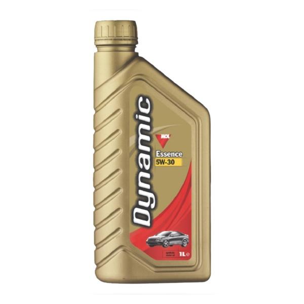 MOL Dynamic Essence 5W-30 Моторные масла _ синтетическое моторное масло