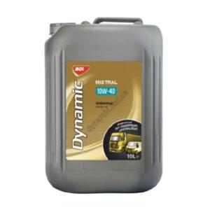 MOL Dynamic Mistral 10W-40 Моторные масла синтетическое дизельное моторное масло