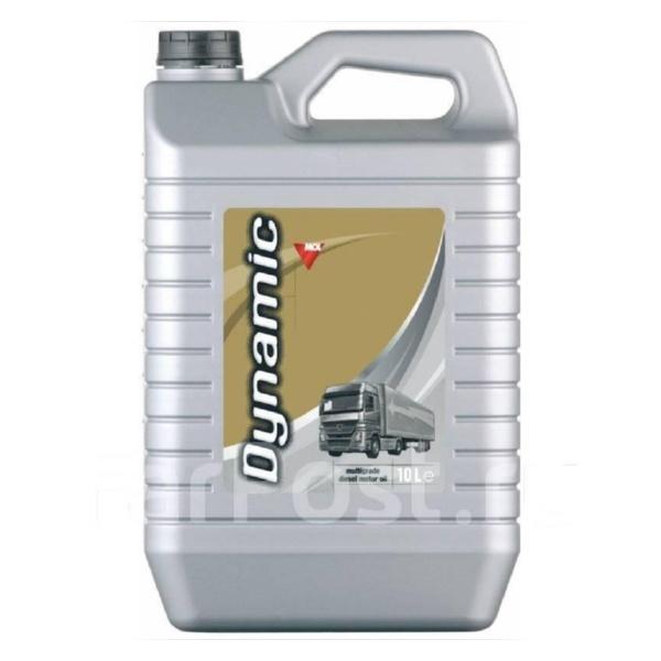 MOL Dynamic Super Diesel 10W-30