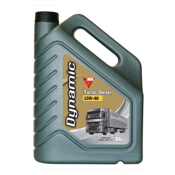 MOL Dynamic Turbo Diesel 15W-40