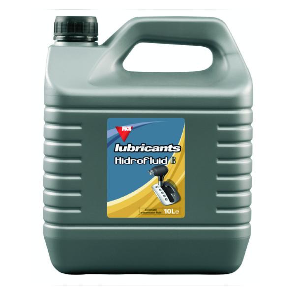 MOL Hidrofluid B Трансмиссионные масла масло для автоматических трансмиссий