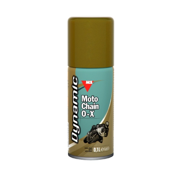 MOL Dynamic Moto Chain O-X Моторные масла смазки и очистители для цепей мотоциклов
