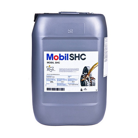 Mobil SHC Gear 320 Редукторное масло [tag]